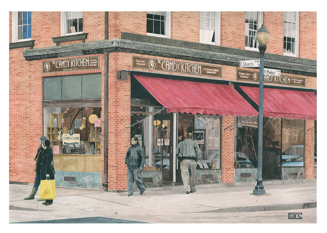 Latest Releases - CHRIS CARR WATERCOLORS
